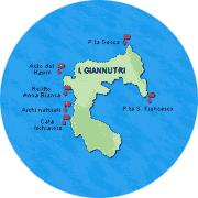 Immersioni subacquee presso l'Isola di Giannutri