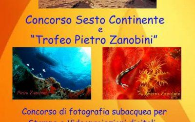 10° Concorso Sesto Continente 2018 e 10° Trofeo Pietro Zanobini. CLASSIFICHE